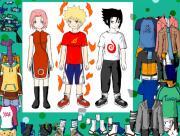 Naruto на FlashRoom