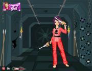 Ninja Dress Up на FlashRoom