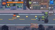 Игра Боевой кот против зомби на FlashRoom