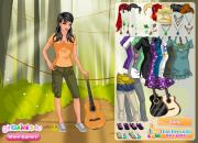 Игра Summer Camp Dress Up  фото
