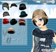 Flapper Style Cloche