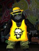Pimp my chimp на FlashRoom