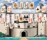 Игра Sea Tower Solitaire фото