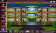 Blitz In The Campus Escape на FlashRoom