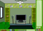 Green Hall Escape на FlashRoom