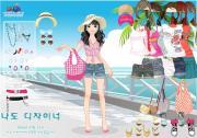 Beach Doll Dress Up на FlashRoom
