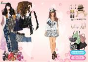 Butterfly Belle Dress Up на FlashRoom
