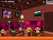 Brown Living Room Escape на FlashRoom