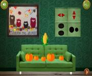 Thanksgiving Green House Escape на FlashRoom