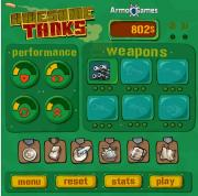 Игра Awesome Tanks фото