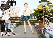 Photographer Dress up на FlashRoom