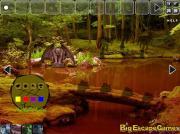 Игра Big Statue Land Escape на FlashRoom