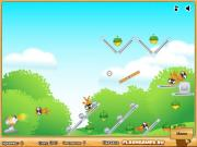 Игра Squirrel Cannon фото