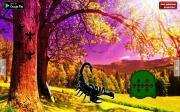 Игра Лес чёрных скорпионов на FlashRoom