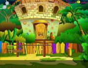 Cartoon Room Escape на FlashRoom