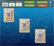 Trio Mahjong на FlashRoom