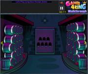 Barrel Room Escape на FlashRoom