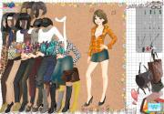 Shopping Girl 6 на FlashRoom