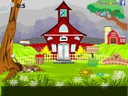 Игра Summer Garden House Escape фото