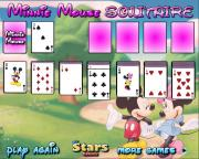 Minnie Mouse Solitaire на FlashRoom