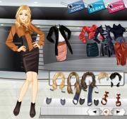 Leather Skirts на FlashRoom