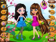 Лора и Соня на FlashRoom