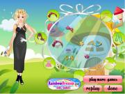 Windy Princess Dress Up Game