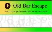 Old Bar Escape на FlashRoom
