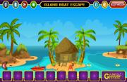 Игра Island Boat Escape фото