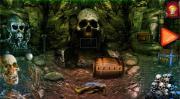 Игра Побег из дома скелета на FlashRoom
