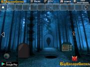 Игра Big Spooky Forest Escape фото