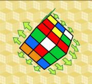 Rubik's cube на FlashRoom