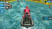 Игра Jet Ski Boat Race на FlashRoom