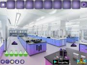 Biochemical Lab Escape на FlashRoom