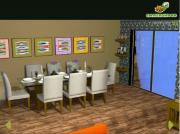 Joyous Living Room Escape на FlashRoom