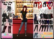 Игра Rocker Chic Dress Up фото