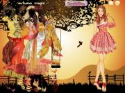 Autumn Magic Dress Up на FlashRoom