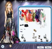 Floral Pattern Dresses на FlashRoom
