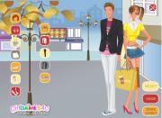 Shopping Couple на FlashRoom