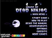 House of Dead Ninjas на FlashRoom