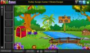 Игра Escape From River Forest фото