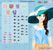 Wide Brim Hats на FlashRoom