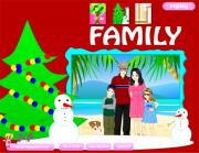 Happy Family Dress Up на FlashRoom