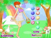 Happy Girl Dress Up на FlashRoom