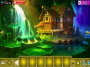 Игра Спаси девочку из волшебного лотоса на FlashRoom