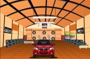 Garage Escape на FlashRoom