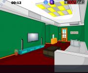 Pleasant Puzzle Hall Escape на FlashRoom