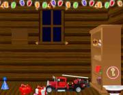 Santa Claus Room Escape на FlashRoom