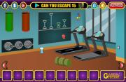 Fitness Gym Escape на FlashRoom