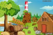 Игра Mossy Forest Escape фото